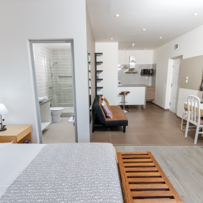 Suite-appartement du Garden Square