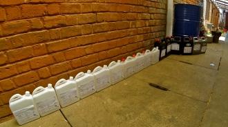 Mise en place des dispositifs de recyclage d'HAU 2