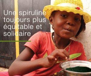 Spiruline de Madagascar toujours plus équitable et solidaire